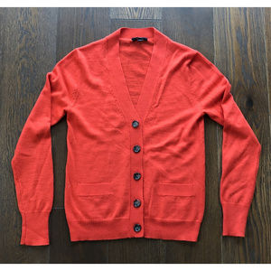 J. Crew Merino Wool Cardigan Sweater, Sz XS